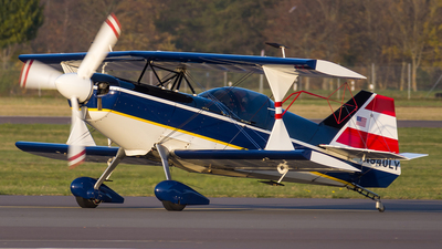 N540LY - Pitts S-1-X - Private