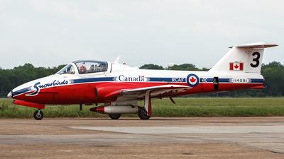 114081 - Canadair CT-114 Tutor - Canada - Royal Canadian Air Force (RCAF)