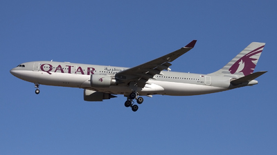 A picture of A7ACK - Airbus A330202 - Qatar Airways - © if