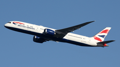 A picture of GZBKN - Boeing 7879 Dreamliner - British Airways - © Yoshiharu Ozaki