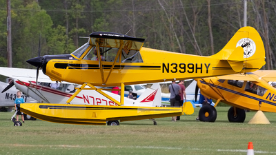N399HY - Aviat A-1B Husky - Private