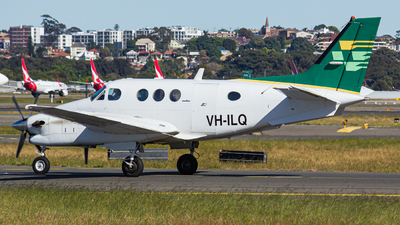 VH-ILQ - Beechcraft C90A King Air - Moorabbin Aviation Services