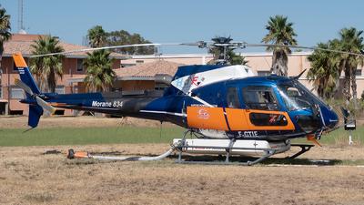 F-GTIE - Aérospatiale AS 350B3 Ecureuil - Hélicoptères de France (HDF)