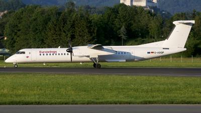 D-ABQP - Bombardier Dash 8-Q402 - Eurowings (LGW Luftfahrtgesellschaft Walter)