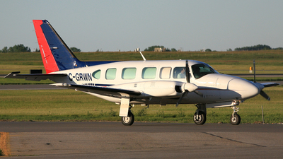 C-GRWN - Piper PA-31-350 Chieftain - Sunwest Aviation