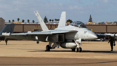168939 - Boeing EA-18G Growler  - United States - US Navy (USN)