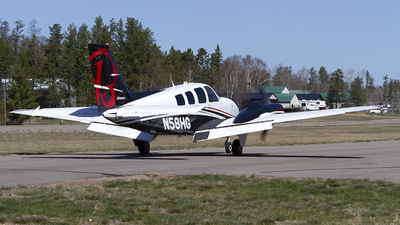 N58HG - Beechcraft G58 Baron - Private