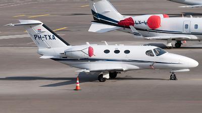 PH-TXA - Cessna 510 Citation Mustang - Private