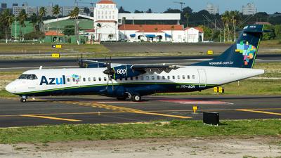A picture of PRAQN - ATR 72600 - Azul Linhas Aereas - © Marcos Marcel