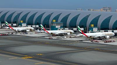 OMDB - Airport - Ramp