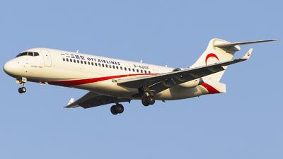 B-620F - COMAC ARJ21-700 - OTT Airlines
