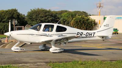 PR-OHT - Cirrus SR22 - Private