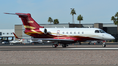 N159M - Embraer EMB-550 Legacy 500 - Private