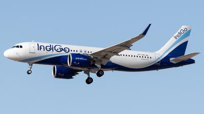 VT-IZS - Airbus A320-271N - IndiGo Airlines