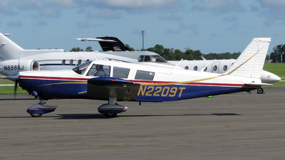 N2209T - Piper PA-32-300 Cherokee Six - Private