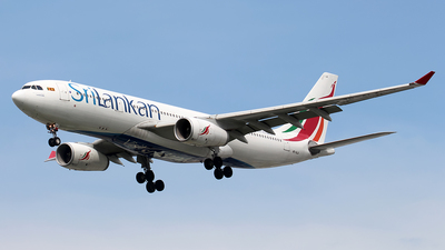 4R-ALA - Airbus A330-243 - SriLankan Airlines
