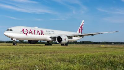 A7-BEA - Boeing 777-3DZER - Qatar Airways