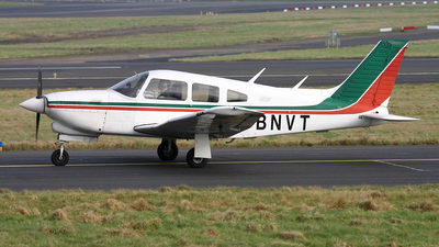 G-BNVT - Piper PA-28R-201T Turbo Cherokee Arrow III - Private