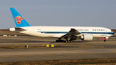 A picture of B2041 - Boeing 777F1B - China Southern Airlines - © Unbeliverpool