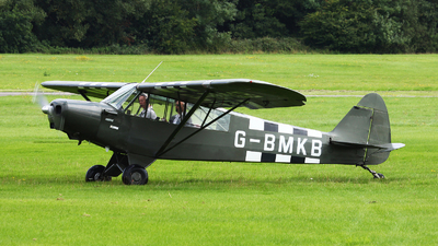 G-BMKB - Piper PA-18-135 Super Cub - Private
