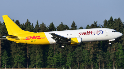 EC-MEY - Boeing 737-476(SF) - Swiftair