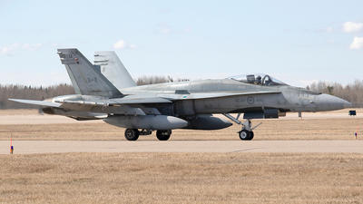 188777 - McDonnell Douglas CF-188 Hornet - Canada - Royal Canadian Air Force (RCAF)