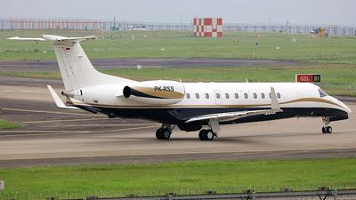 PK-RSS - Embraer ERJ-135BJ Legacy 600 - Enggang Air Service
