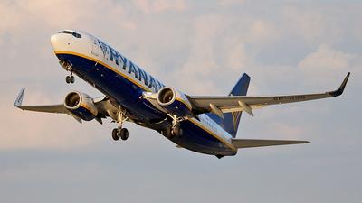 SP-RSQ - Boeing 737-8AS - Ryanair Sun