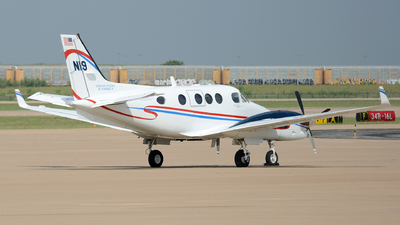 A picture of N19 - Beech C90GTi King Air -  - © Siddarth Bhandary