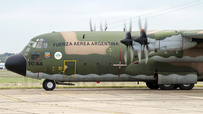 TC-64 - Lockheed C-130H Hercules - Argentina - Air Force