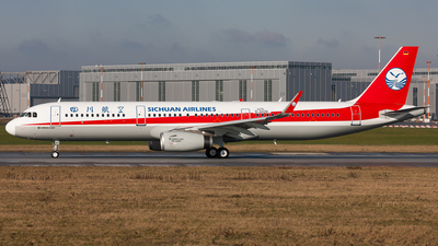 A picture of DAVZK - Airbus A321 - Airbus - © Marcel Hohl