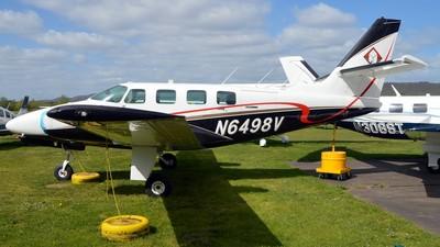 A picture of N6498V - CessnaT303 Crusader - [T30300313] - © Alex Herbort