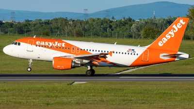 OE-LQN - Airbus A319-111 - easyJet Europe