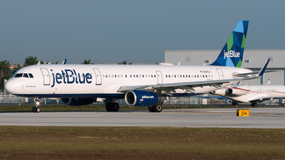 N949JT - Airbus A321-231 - jetBlue Airways