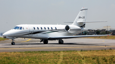 XA-LTS - Cessna 680 Citation Sovereign - Private