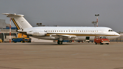 N18814 - British Aircraft Corporation BAC 1-11 Series 414EG - Private