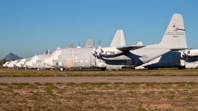 64-0537 - Lockheed C-130E Hercules - United States - US Air Force (USAF)