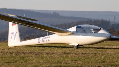 D-6772 - Rolladen Schneider LS-4 - Aero-Club Idar-Oberstein