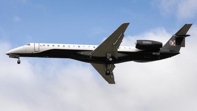 N81EX - Embraer ERJ-145EP - Private