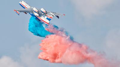 21512 - Beriev Be-200ChS - Beriev Aircraft Company