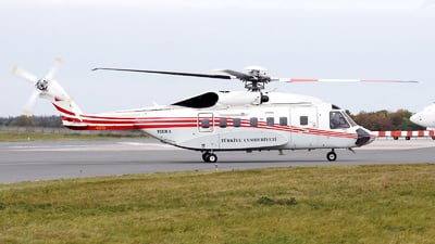 TCCB 1 - Sikorsky S-92 Helibus - Turkey - Government