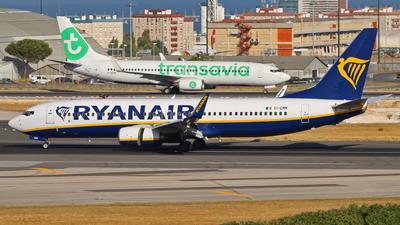 A picture of EIEMM - Boeing 7378AS - Ryanair - © José Manuel Gonçalves