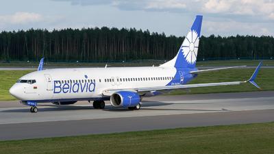 A picture of EW543PA - Boeing 7378K5 - Belavia - © Dmitry Molokovich