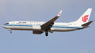 B-1527 - Boeing 737-89L - Air China