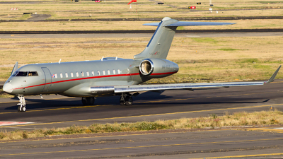 9H-VJY - Bombardier BD-700-1A10 Global 6000 - VistaJet