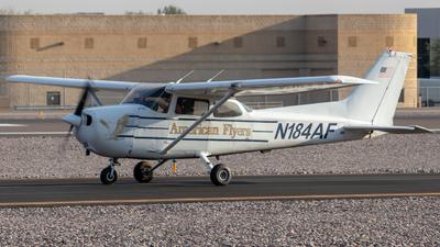 N184AF - Cessna 172R Skyhawk - American Flyers