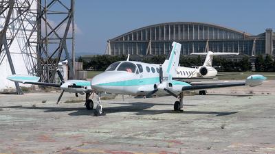 A picture of FBSRE - Cessna 414 - [4140156] - © Eric Verplanken