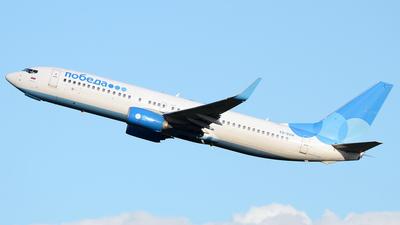 VQ-BAW - Boeing 737-8MA - Pobeda