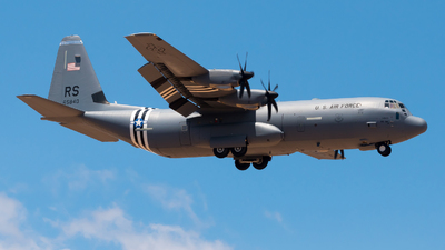 16-5840 - Lockheed Martin C-130J-30 Hercules - United States - US Air Force (USAF)