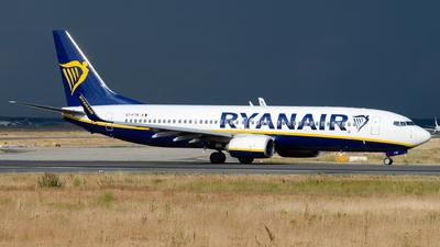 EI-FTK - Boeing 737-8AS - Ryanair